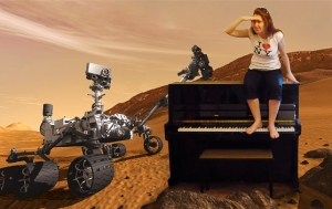 Music and...Mars